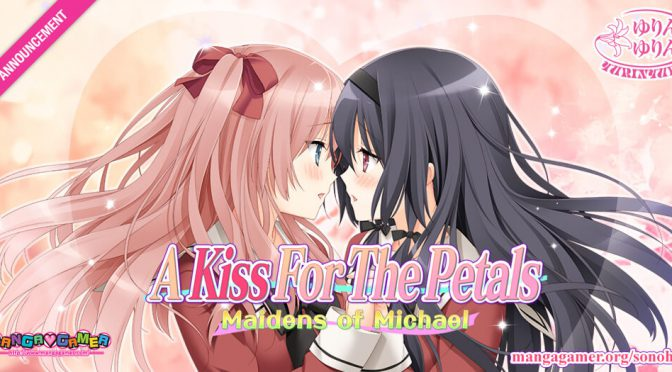 Official announcement: A Kiss For The Petals – Maidens of Michael (Updated 6 February 2018)